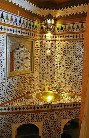 Le Mas de Cyjelac: La Marocaine