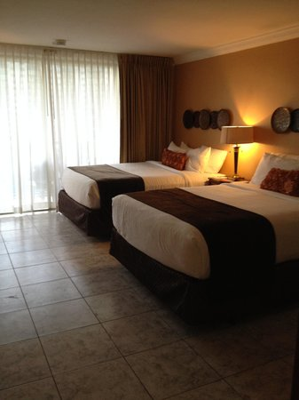 Ramada Plaza Marco Polo Beach Resort: habitacion 531