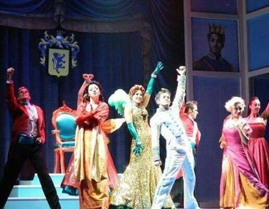Teatro Brancaccio : CERCASI CENERENTOLA
