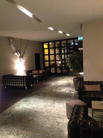 Radisson Blu 1919 Hotel, Reykjavik : Lobby area