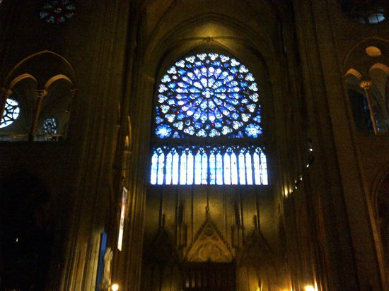 Cathédrale Notre-Dame de Paris : notre dame