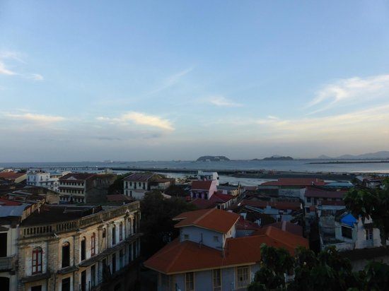 Casco Antiguo : View from the rooftop