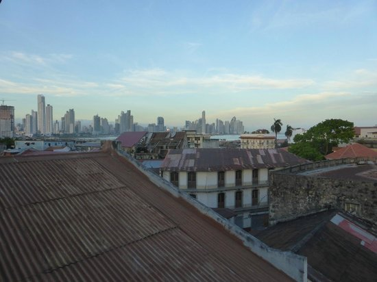 Casco Antiguo: View from the rooftop