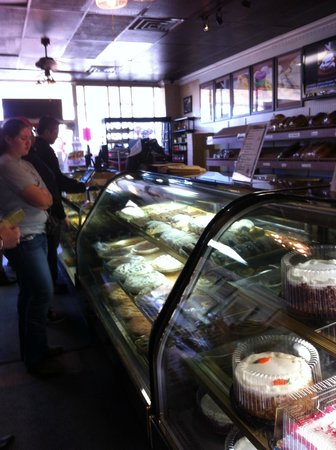 Naegelin's Bakery: So Much to Choose From!