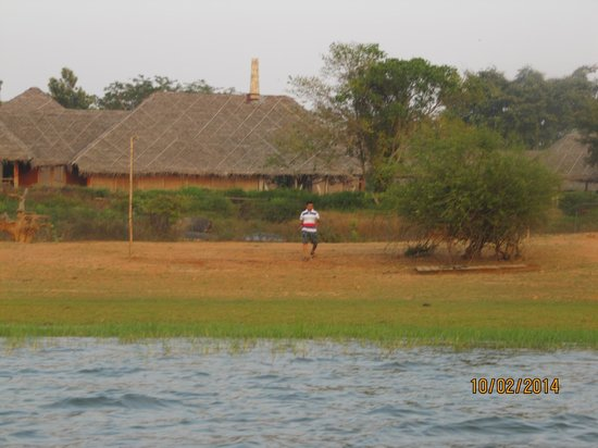 Orange County Resorts Kabini : from the coracle