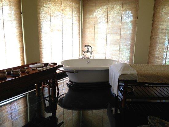 The Oberoi Udaivilas: Spa Room