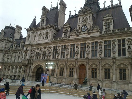 Picture of hotel de ville paris tripadvisor for Hotel deville paris