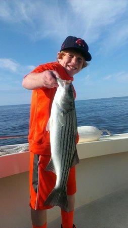 No slack sportfishing charters south portland all you for Portland maine fishing charters