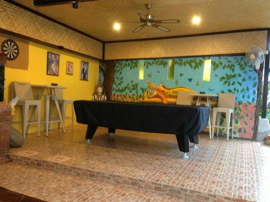 Bee Nat Garden Resort : Freizeitbeschäftigungsmöglichkeit