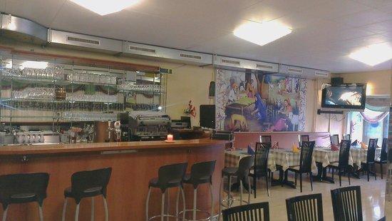Taste of India Restaurant: Restaurant...... .  .....