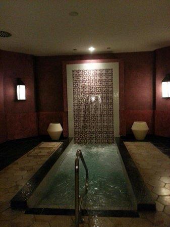 Grand Hotel Villa Itria: frigidarium