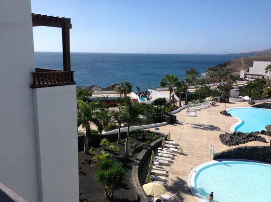 View from room picture of hesperia lanzarote puerto calero tripadvisor - Hesperia lanzarote puerto calero ...