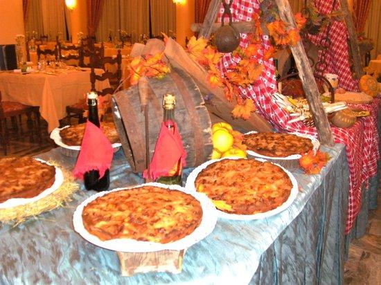 Hotel Abano Terme Cristoforo: ristorazione ottima