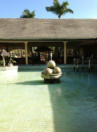 Iberostar Punta Cana: The lobby