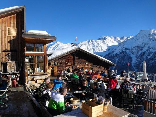 Das Central - Alpine . Luxury . Life: Gampe Thaya Hutte