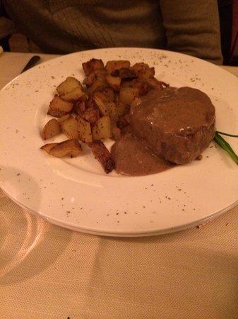 Nitens : Secondo di carne