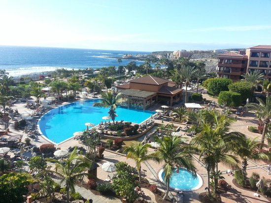 H10 Costa Adeje Palace : view from our room. Amazing