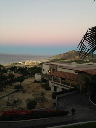 Pueblo Bonito Sunset Beach: Sunset from out balcony