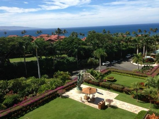 Four Seasons Resort Maui at Wailea: View from room 818