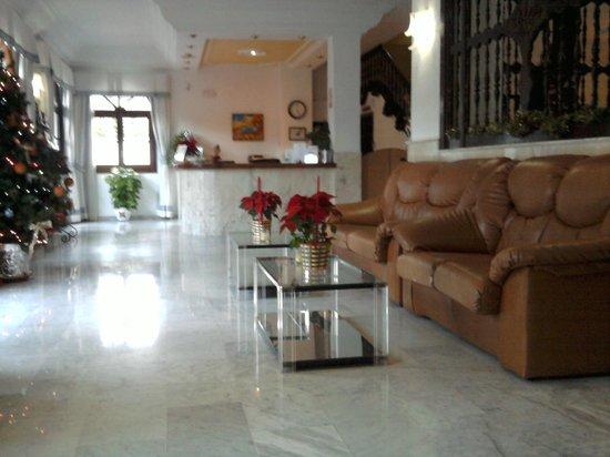 Arcos de Montemar: Reception area