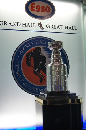 Hockey Hall of Fame: The holy grail