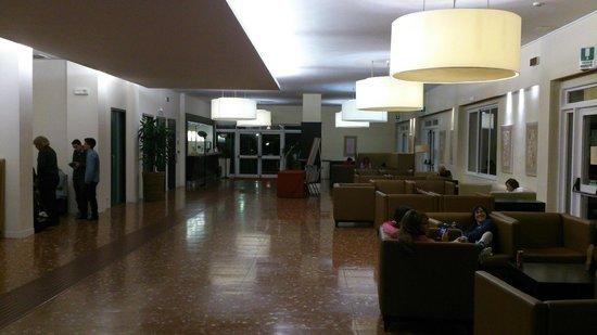 The Church Village : Lobby