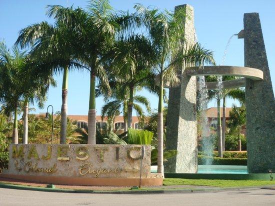 Majestic Elegance Punta Cana: Entry