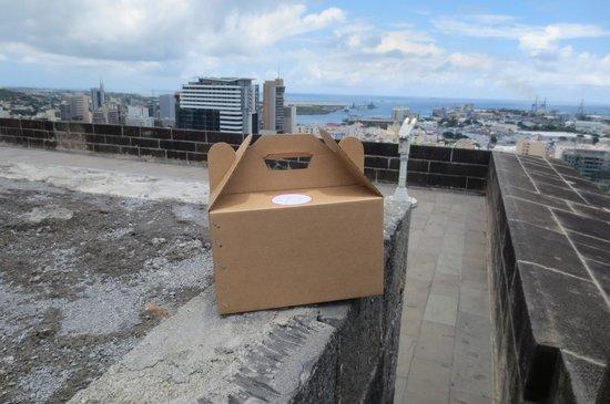 Tamassa: Box lunch