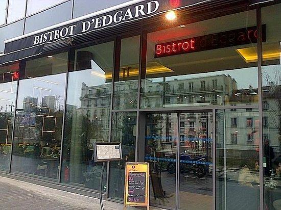 LE BISTROT DEDGARD Paris