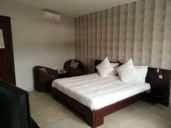 Freeman Hotel: Chambre Freeman