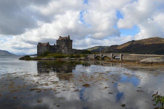Eilean Donan Castle: The castle
