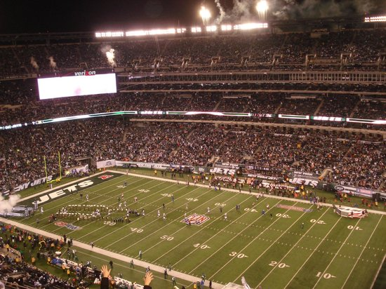 East Rutherford, NJ: Metlife Stadium