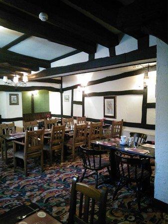 The New Inn-Relaxinnz: Dining