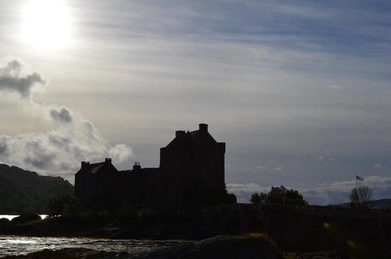 Eilean Donan Castle: Sunset
