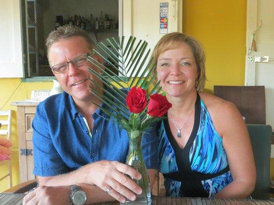 Landhuis Misje: Steve and Sandi Adair