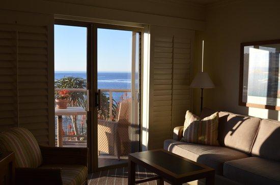 The Inn At Laguna Beach: Rise and shine