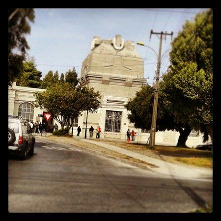 Hostal Aventura Austral: Cementerio Municipal de Punta Arenas.