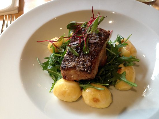 Michael Neave's Kitchen and Whisky Bar: Fish