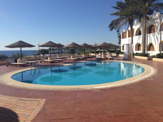 Domina Coral Bay Prestige Hotel : Dalla Camera...