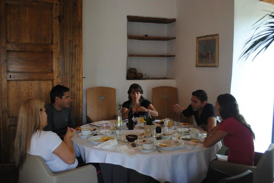 """""""Il Celliere"""" a Castagnoli: Interior del Restaurant"""