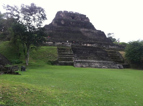 Coconut Row Guest House : Mayan Ruins