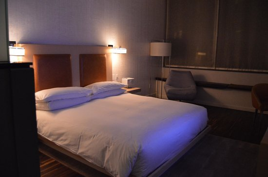 Andaz Wall Street: Excellent bed