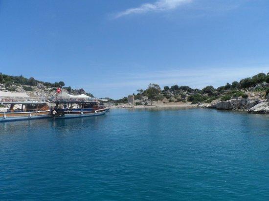Bermuda boat - Bermuda Kaş Günlük Tekne Turları, Kaş Resmi - TripAdvisor