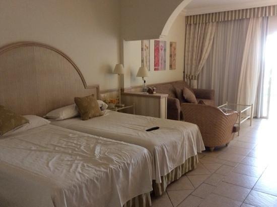 Gran Castillo Tagoro Family & Fun: superior sea view room