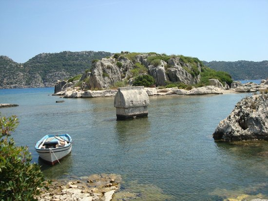 Kekova Boat Trips Picture Of Kas Daily Boat Tours With Bermuda - Trips to bermuda