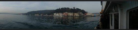 Bosporus: Панорама