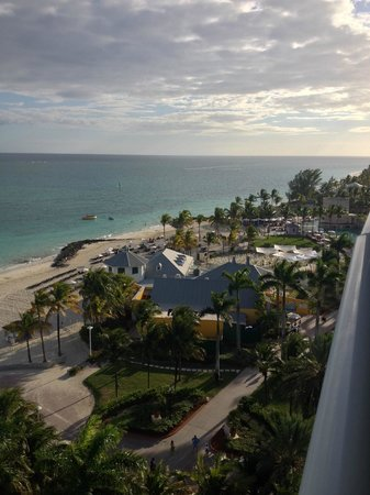 Grand Lucayan, Bahamas : View from the room