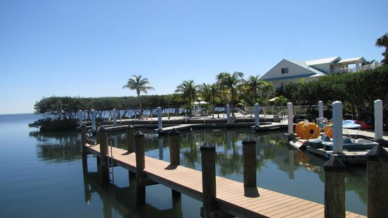 MB at Key Largo: Nice Afternoon After Arriving