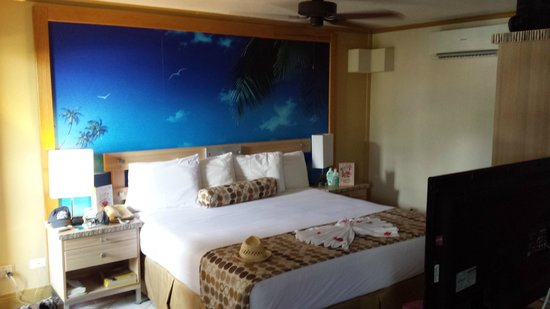 Accra Beach Hotel & Spa: Room