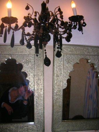 Hotel du Tresor: Badezimer